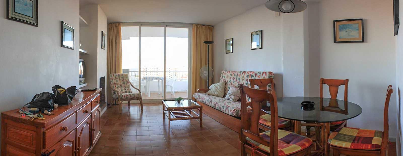 Alquiler de piso en ibiza playa dem bossa - Pisos en alquiler ibiza ...