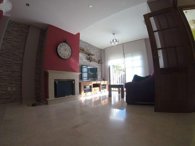 Casa en alquiler con 130 m2, 4 dormitorios  en Jerez (Población) (Jere