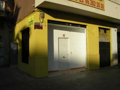 Local en alquiler con 100 m2,  en Campanar (Valencia)