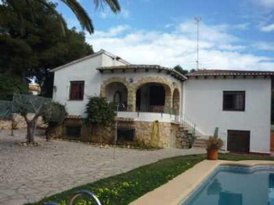 Casa en venta con 130 m2, 4 dormitorios  en Jávea (Xàbia), Balcon al M